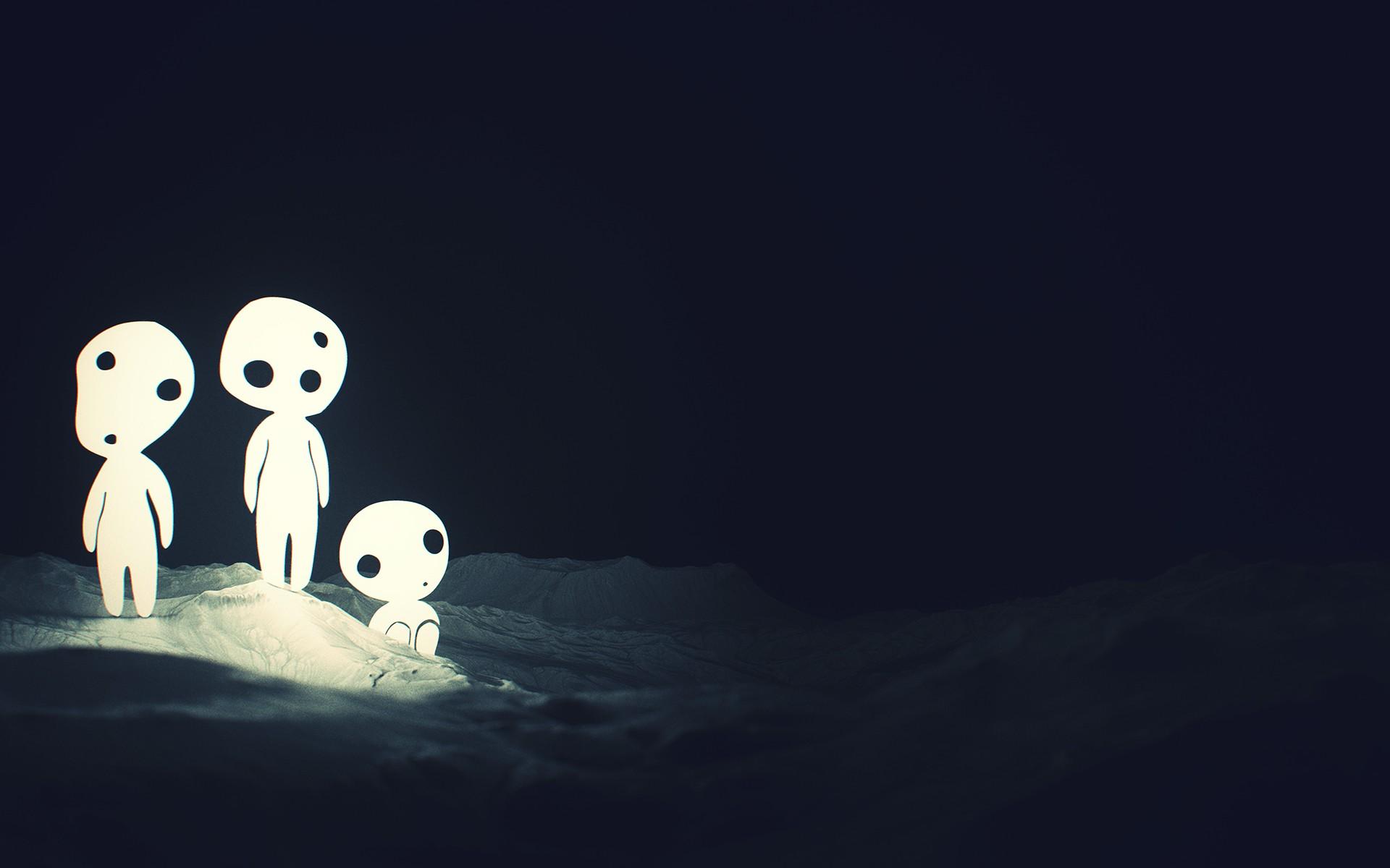 цифровое искусство, студия Ghibli