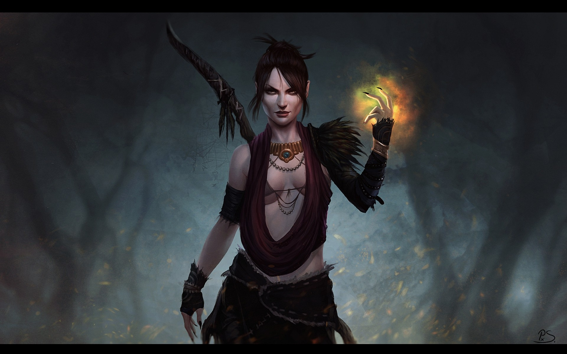 Dragon Age Origins Download Wallpaper