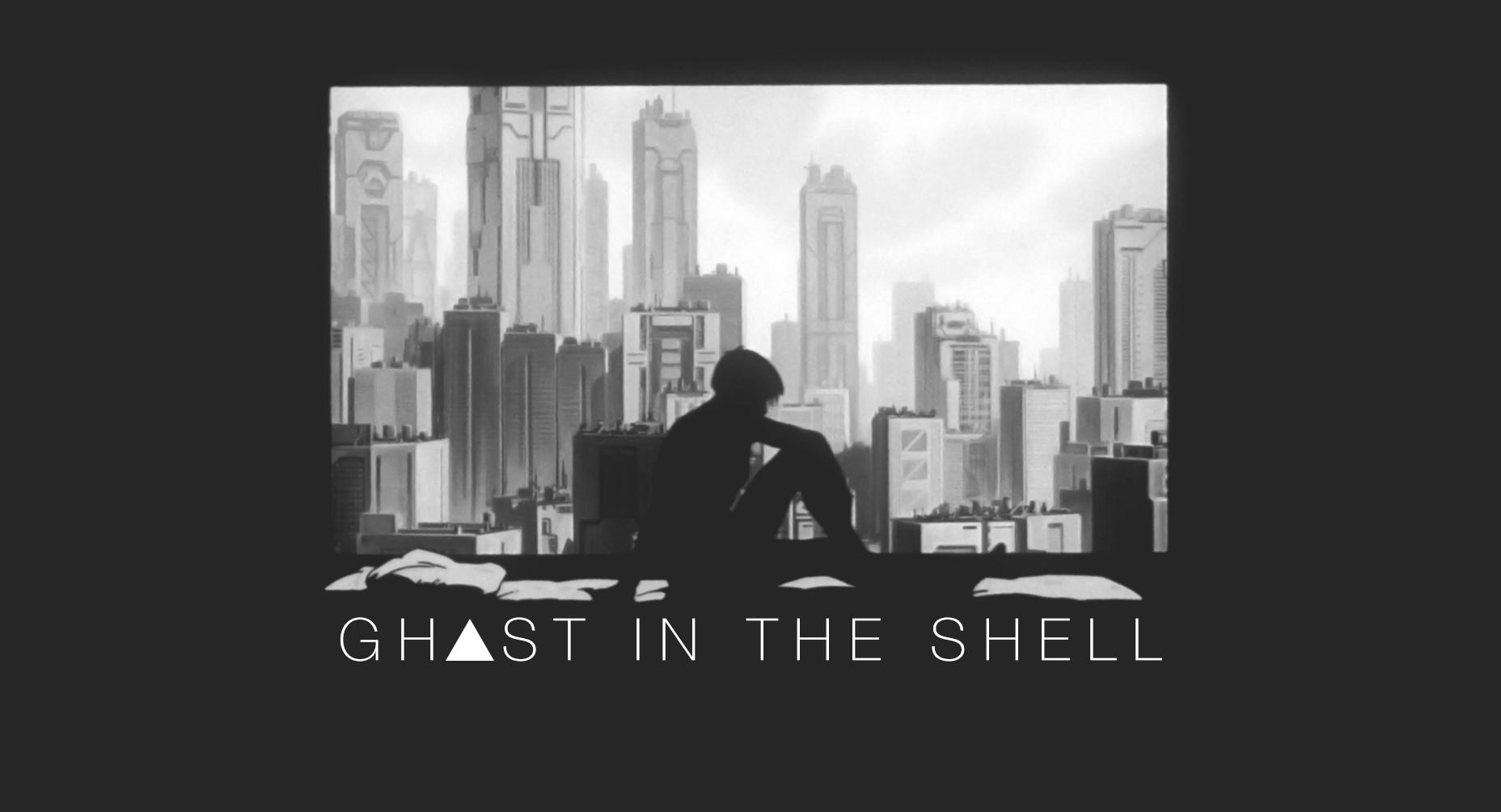 Kusanagi Motoko Screenshots Minimalism Ghost In The Shell