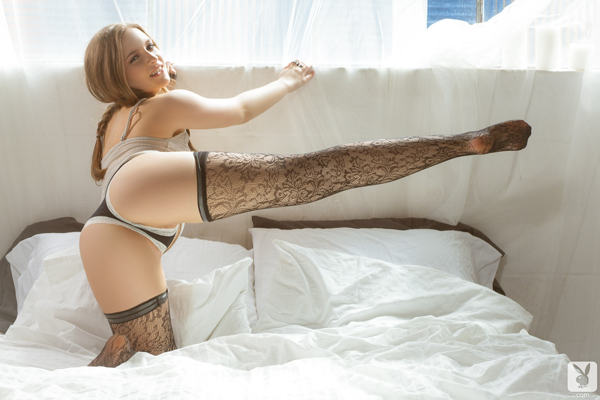 stockings Mandy kay