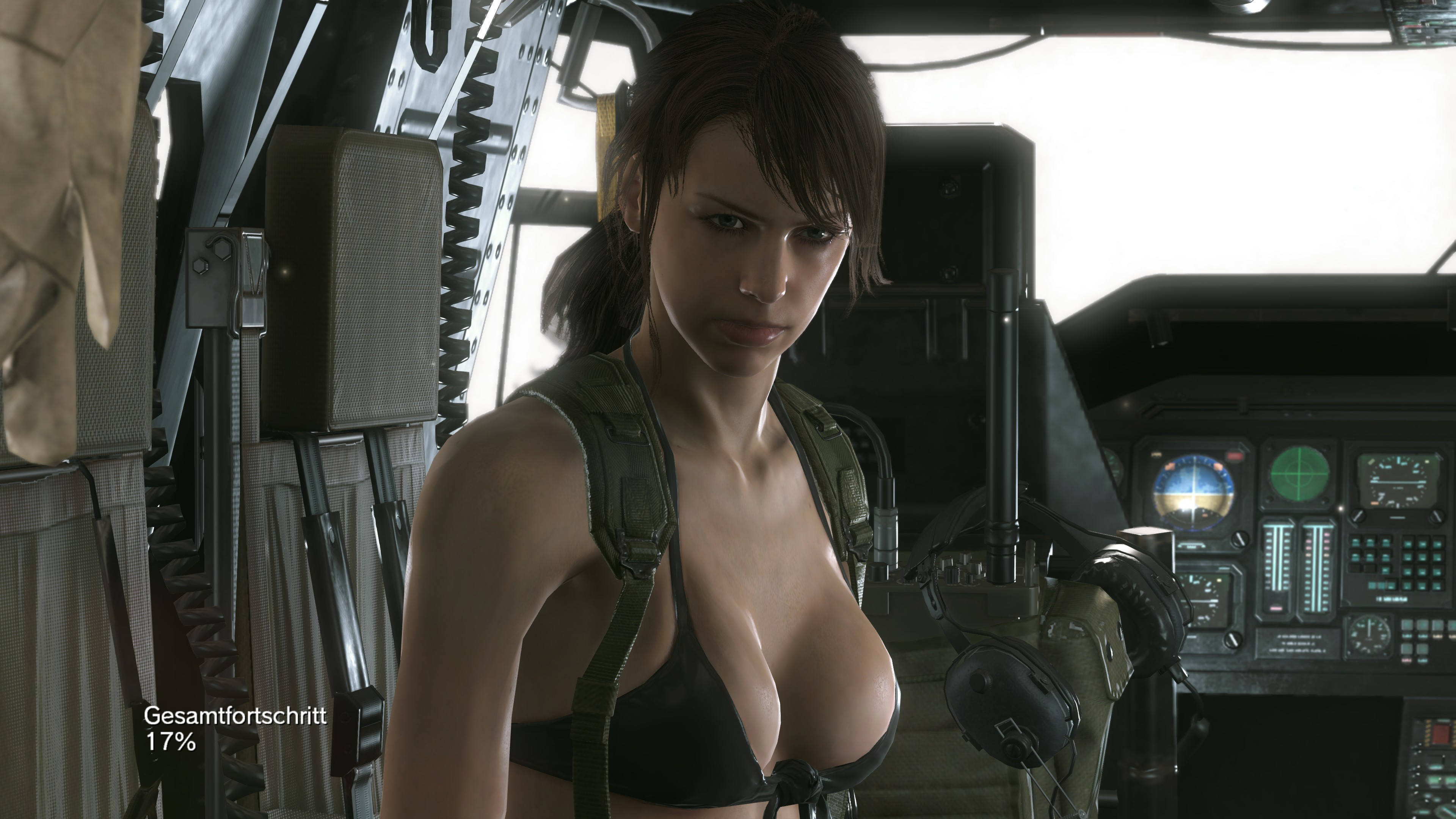 quiet solid v Metal gear
