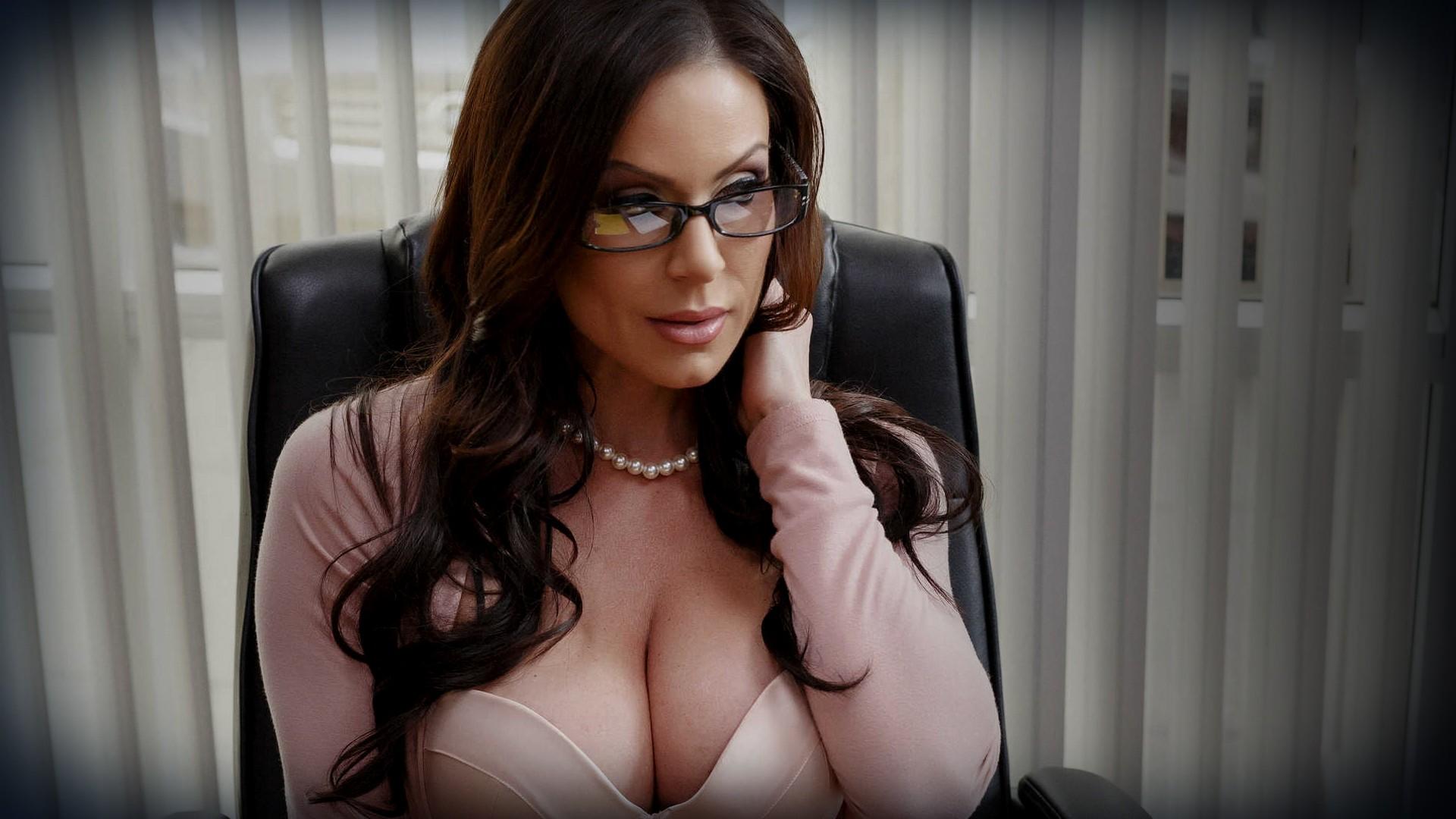 Pornstar Kendra Lust Glasses