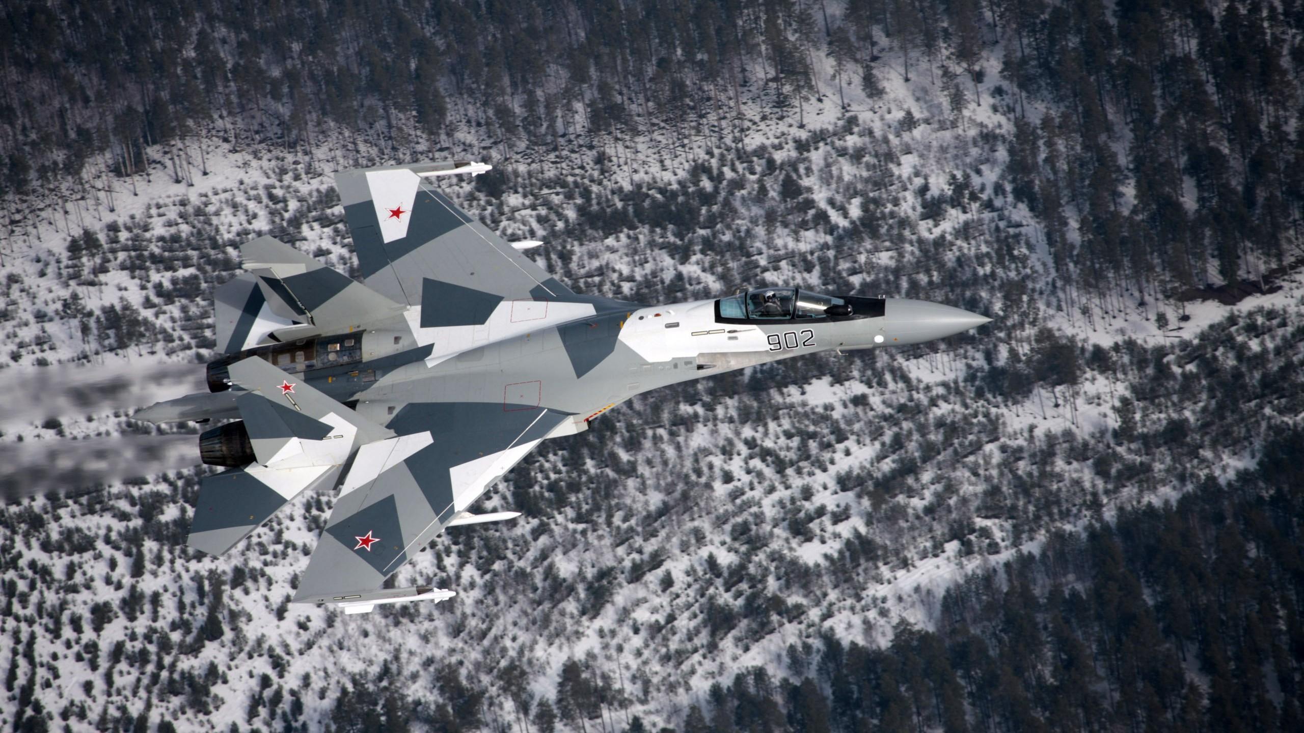 Sukhoi Military Russian Air Force Su 35