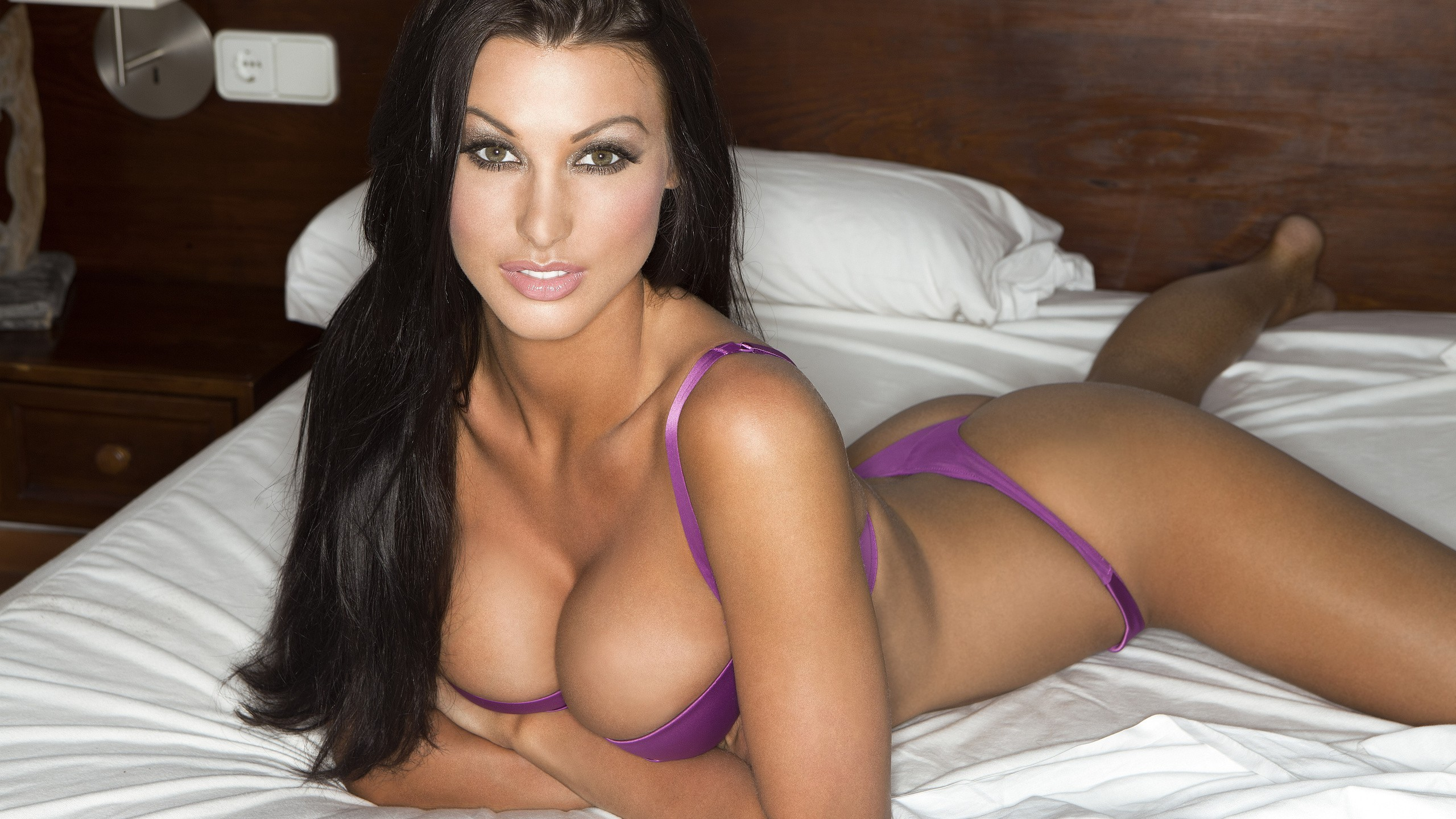 big boobs, lingerie, alice goodwin - wallpaper #175555 (2560x1440px