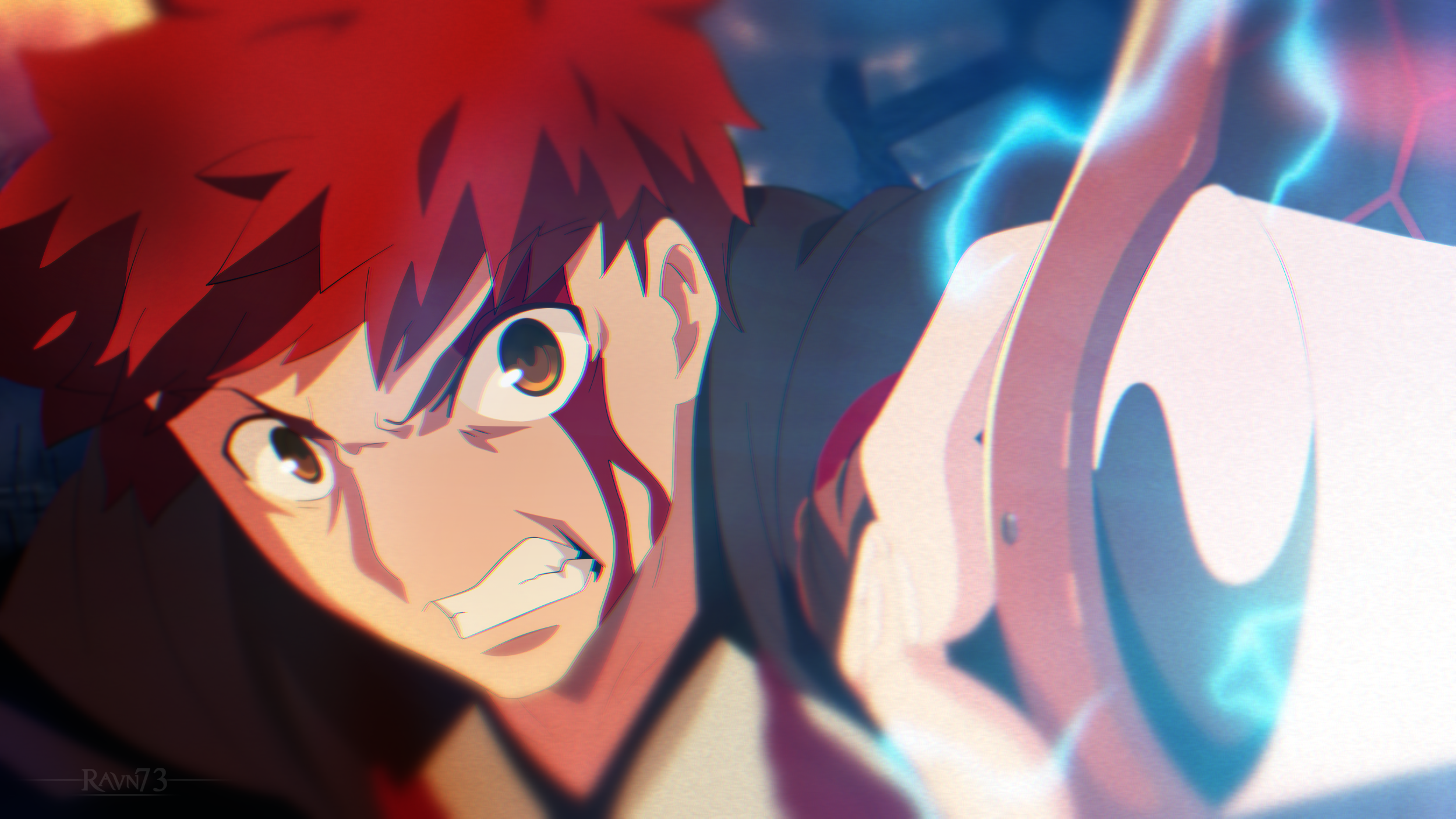 FateStay Night Shirou Emiya Anime Unlimited Blade Works Download Wallpaper