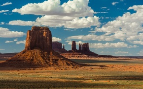 landscape, Monument Valley
