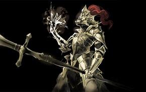 ornstein, Dark Souls II, Dark Souls, video games