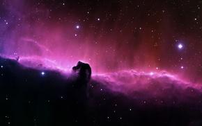 space, space art, Horsehead Nebula