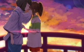 Studio Ghibli, anime, Spirited Away