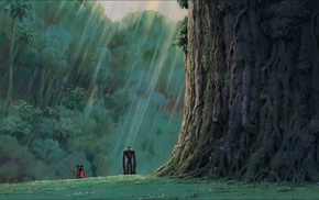 anime, Castle in the Sky, robot, Studio Ghibli