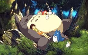 My Neighbor Totoro, anime, Studio Ghibli, Totoro