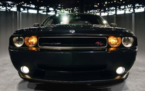 black, cars, garage