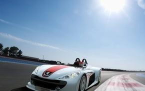 cars, race, speed, Sun