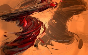 wallpaper, colors, abstraction, 3D