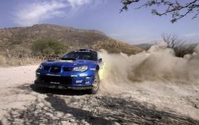 cars, Subaru, race