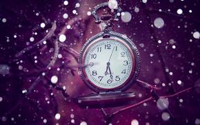 clocks, macro