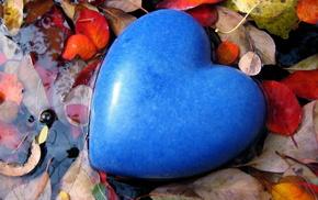 love, stone, heart