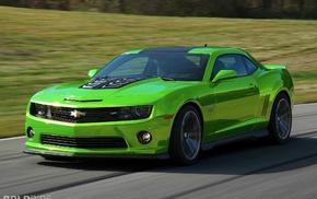 auto, cars, green