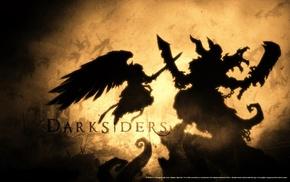 angel, demon, video games