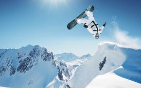 board, sports, bounce