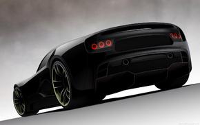 black, auto, cars, tuning