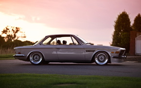coupe, BMW, cars, retro