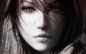 Final Fantasy XIII, lightning, video games