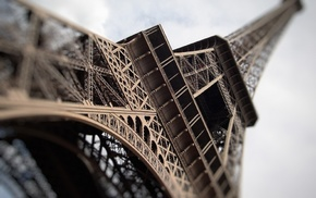 эйфелева башня, города, париж