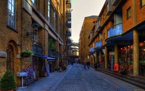 стрит, лондон, города