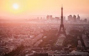 Paris, cities, Eiffel Tower