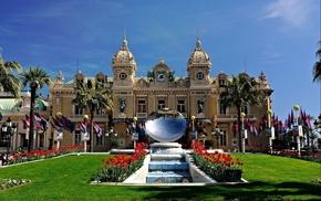 Монако, Casino, Monte Carlo, города