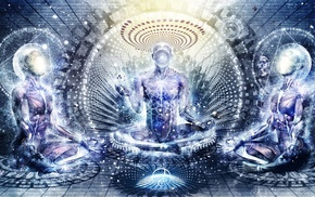 meditation, spiritual, Cameron Gray