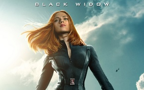 Captain America The Winter Soldier, Black Widow, Scarlett Johansson