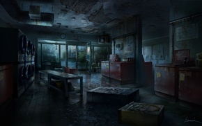 building, apocalyptic, The Last of Us