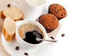 coffee, sweet, dessert, delicious