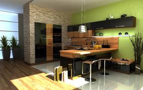 kitchen, style