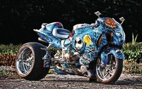 tuning, moto, motorcycles