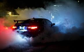 night, blue, бмв, e92, автомобили, синий