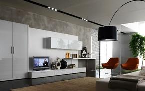 interior, style, room, design