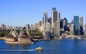 city, cities, Australia