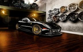 auto, garage, cars