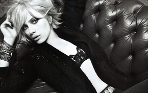 Scarlett Johansson, girls, actress