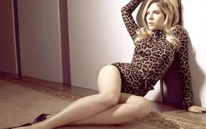 Scarlett Johansson, девушки, актриса, Скарлетт Йоханссон
