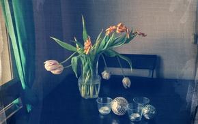style, still life, flowers