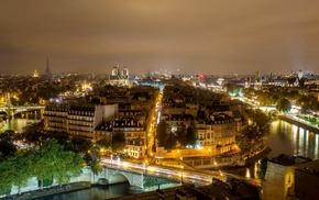город, париж, франция, города, paris, france