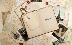 Vintage, красивые, винтаж, фотографии, марки, сепия