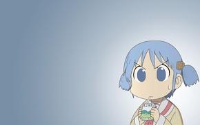 anime girls, Nichijou, Naganohara Mio