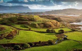 nature, England