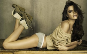 model, Irina Shayk, girls