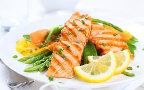 food, fruits, delicious, fish